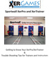 Getting to know your Sportwall